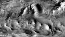 Hé lộ mạng lưới sóng trọng lực vô hình của Trái đất
