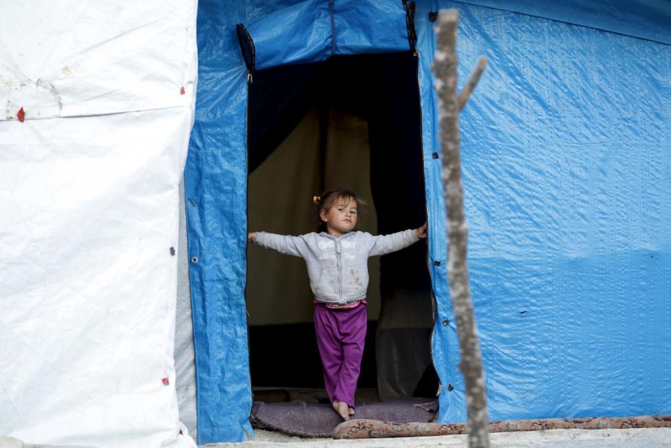 Ám ảnh gương mặt trẻ em trong chiến tranh tại Syria - 4