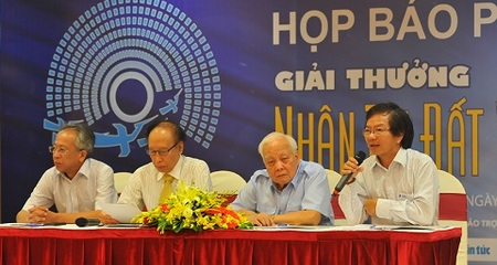 Nhân tài Đất Việt 2015: Sân chơi của các tài năng công nghệ