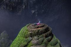 Vẻ đẹp kỳ thú bên trong hang Sơn Đoòng