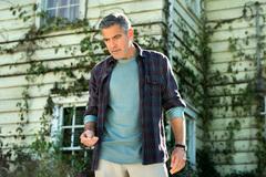 George Clooney đóng phim hành động ở tuổi 54
