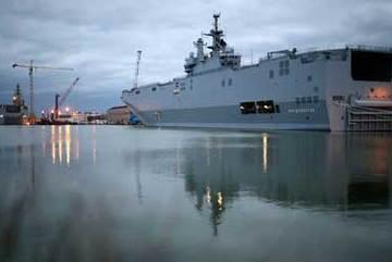 Không giao tàu cho Nga, Pháp sẽ mất 5 tỷ Euro