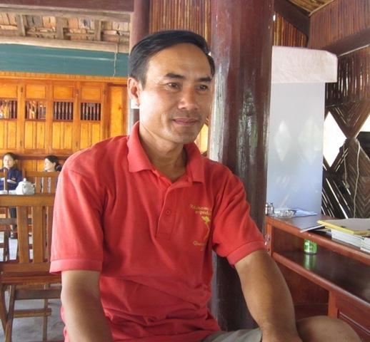 Quảng Bình,  'vua hang động', hang Sơn Đoòng, Hồ Khanh
