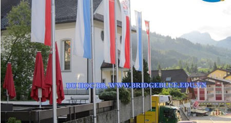 Hội thảo du học Thụy Sỹ, cơ hội tại học viện HTMi