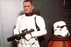 "James Bond tham gia bom tấn ''Star Wars 7"""