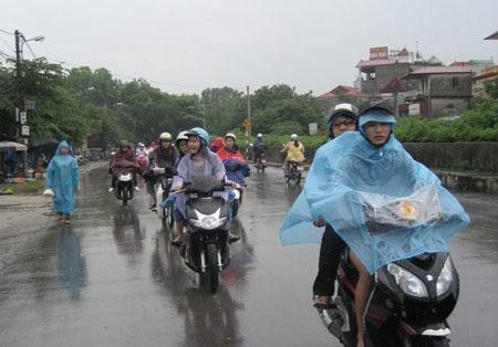 Hà Nội, mưa dông, đề phòng, tố lốc, gió giật