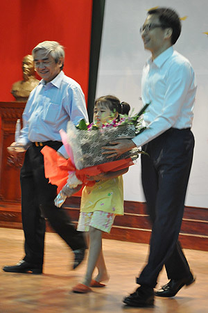 STEM, ngày hội, Phó Thủ tướng, trải nghiệm, học sinh, tiểu học, Hà Nội