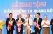 4 nhà khoa học đoạt giải thưởng Tạ Quang Bửu 2015