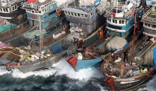 TQ đơn phương cấm đánh cá ở Biển Đông
