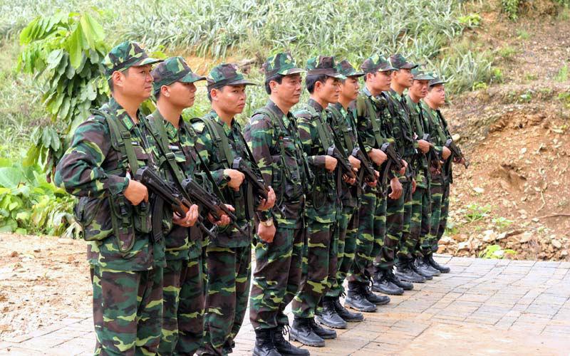 Cuộc tuần tra đặc biệt của biên phòng Việt-Trung