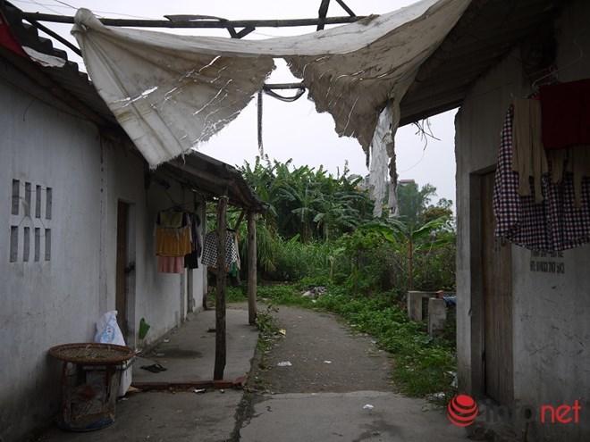 Những khu ổ chuột đáng thương giữa lòng Thủ đô