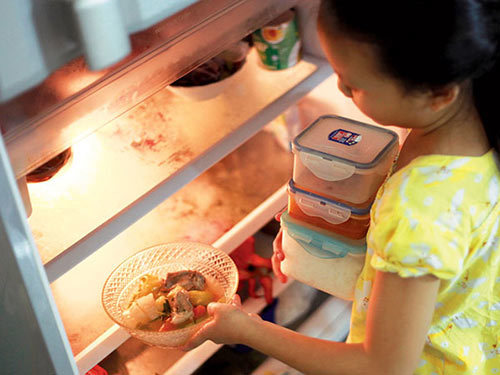 Thời gian tối đa để thực phẩm trong tủ lạnh ít mẹ biết