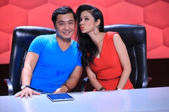 Việt Trinh công khai nhận Lý Hùng là chồng