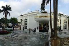 Dự án khu vui chơi giải trí thành nhà hàng sang trọng trên bán đảo