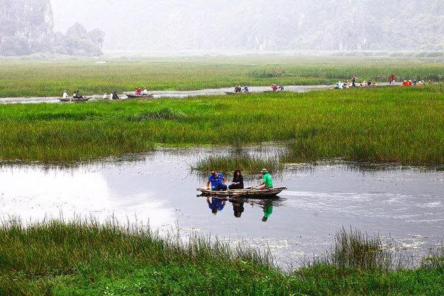 đầm Vân Long, Ninh Bình