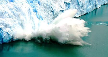 Nguy cơ thềm băng 10.000 năm tan, nhiều quốc gia bị nhấn chìm