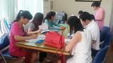 Tuyển sinh online, trường giảm phụ huynh đến mua hồ sơ vào lớp 6