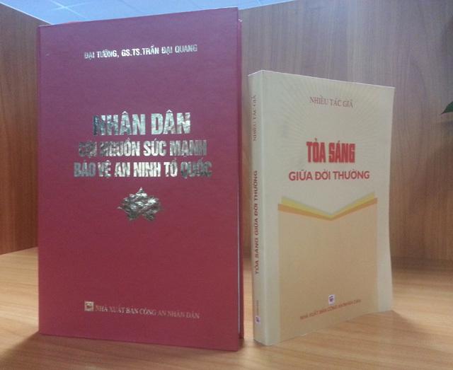 Đại tướng Trần Đại Quang ra mắt sách