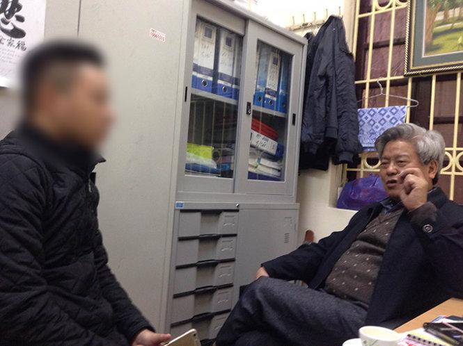 bí mật nhà nước, báo Người Cao tuổi, Kim Quốc Hoa, tiết lộ, như thế nào