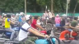 200 xe Minsk nhả khói đại náo Hà Nội