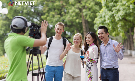 VTC 10, Mỹ, NETVIET