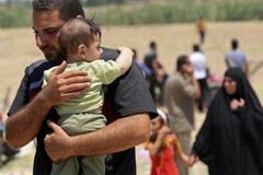 Chuyện hãi hùng ở Ramadi dưới gọng kìm IS