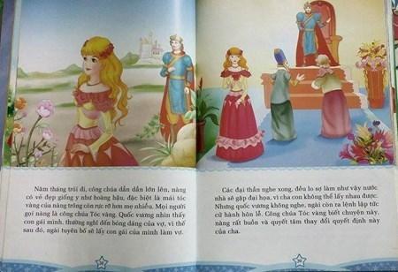 Sốc với truyện cổ tích 'cha muốn cưới con gái làm vợ'