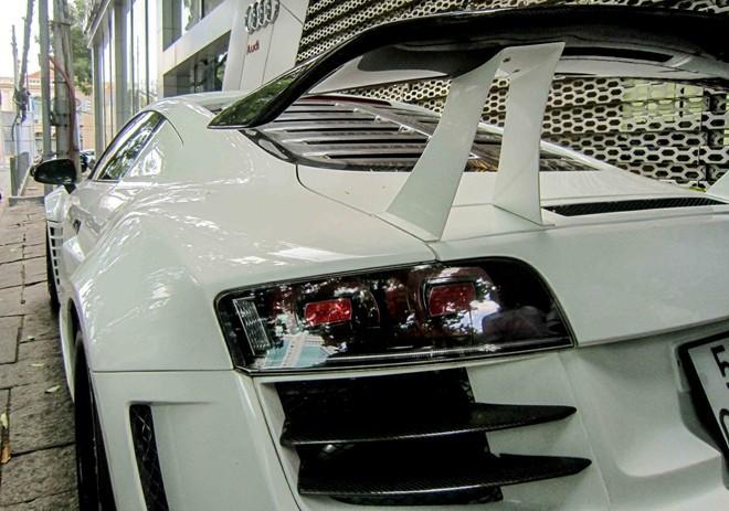 Audi R8,  độc nhất, Sài Gòn, xe thể thao