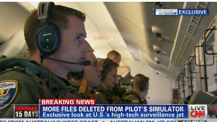 Nóng: Máy bay Mỹ tới sát vùng TQ cải tạo đảo