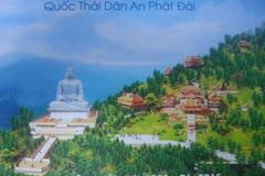Việt Nam sắp có tượng Phật 500 tỉ
