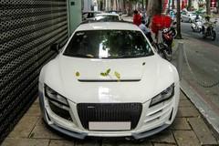 Audi R8 độ tăng áp độc nhất Sài Gòn