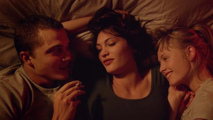 'Love', phim , Cannes, sex