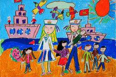 Triển lãm Tranh thiếu nhi toàn quốc 2015