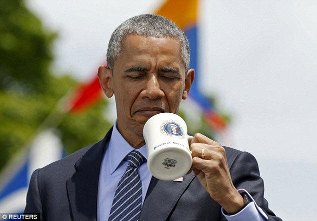 Xem Obama tạo dáng cực đỉnh