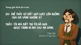 Những câu nói 'bá đạo' nhất của thầy cô Việt