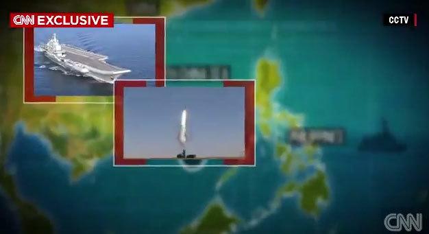 TQ, chủ quyền, Mỹ, Biển Đông, Trường Sa, CNN
