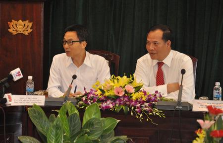 Hải Dương, Phó Thủ tướng, Vũ Đức Đam, thi THPT, quốc gia, thành tích