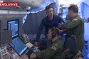 Máy bay Mỹ tới sát đảo cải tạo: Nguy cơ đối đầu?