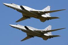 Thụy Điển chặn máy bay ném bom Nga ở Baltic