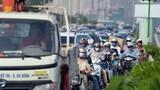 Tuyến đường hàng nghìn xế hộp xếp hàng mỗi sáng