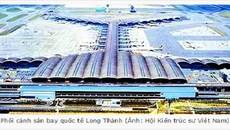 """Phối cảnh sân bay Long Thành """"đạo"""" sân bay lớn nhất thế giới?"""