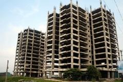 Hàng loạt cao ốc triệu đô bỏ hoang giữa Thủ đô