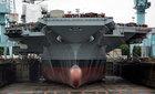 Mỹ chi số tiền khổng lồ đóng tàu sân bay mới
