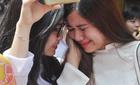 Rưng rưng nước mắt ngày xa trường