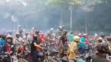 Thành viên CLB lên tiếng sau vụ xe Minks nhả khói ra đường phố HN