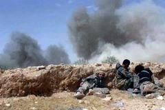 Cửa khẩu Iraq - Syria cuối cùng rơi vào tay IS