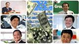 Người giàu VN tăng nhanh nhất Đông Nam Á