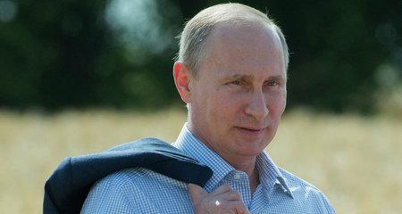 Putin định nghĩa thế nào là hạnh phúc?