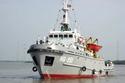 Cứu tàu cá ngư dân bị nạn tại biển Hoàng Sa