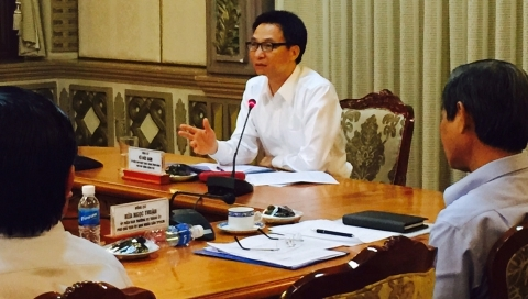 Phó Thủ tướng: 'Tạo mọi điều kiện tốt nhất cho thí sinh'